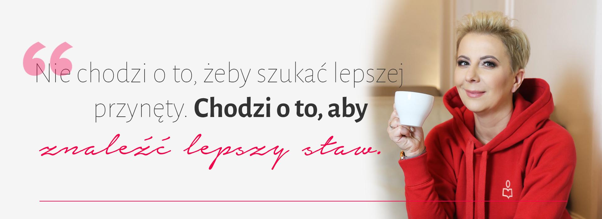 Anna Urbańska - Rozwój osobisty to przyszłość - Grafika